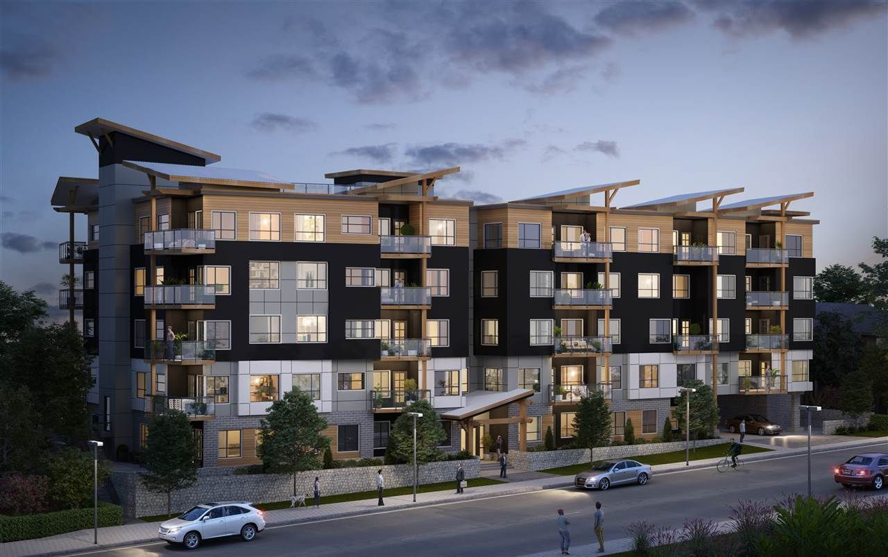"""Main Photo: 304 33568 GEORGE FERGUSON Way in Abbotsford: Central Abbotsford Condo for sale in """"The Edge"""" : MLS®# R2528530"""