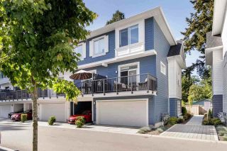 Photo 1: 87 158 171 Street in White Rock: Pacific Douglas Townhouse for sale (South Surrey White Rock)  : MLS®# R2557728