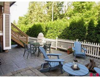 """Photo 8: 6 8675 209TH ST in Langley: Walnut Grove House for sale in """"THE SYCAMORES"""" : MLS®# F2620605"""