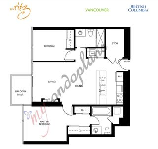 "Photo 18: 804 1211 MELVILLE Street in Vancouver: Coal Harbour Condo for sale in ""THE RITZ"" (Vancouver West)  : MLS®# R2538480"