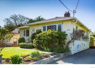 Photo 2: 2171 Lafayette St in : OB South Oak Bay House for sale (Oak Bay)  : MLS®# 873674