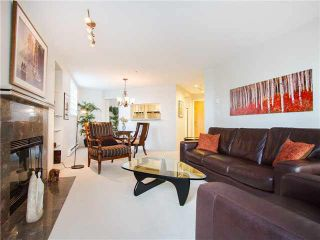 """Photo 3: 102 1502 ISLAND PARK Walk in Vancouver: False Creek Condo for sale in """"THE LAGOONS"""" (Vancouver West)  : MLS®# V1108312"""