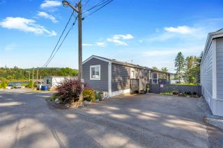 """Photo 2: 93 9950 WILSON Street in Mission: Stave Falls Manufactured Home for sale in """"RUSKIN PARK"""" : MLS®# R2481152"""