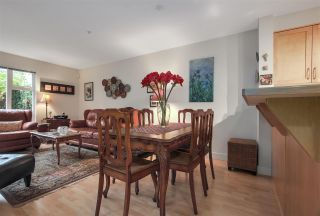 "Photo 4: 110 1868 W 5TH Avenue in Vancouver: Kitsilano Condo for sale in ""Greenwich"" (Vancouver West)  : MLS®# R2122472"