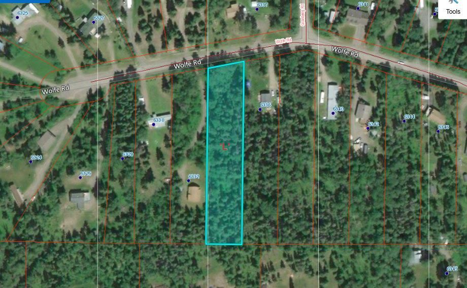 Main Photo: LOT 49 WOLFE ROAD in 100 Mile House: Horse Lake Land Only for sale (100 Mile House (Zone 10))  : MLS®# R2308751