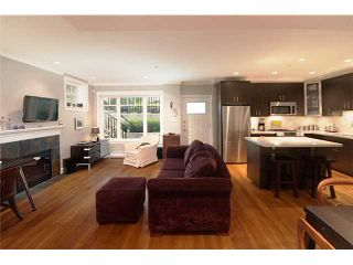 Photo 2: 2862 SPRUCE Street in Vancouver: Fairview VW Townhouse for sale (Vancouver West)  : MLS®# V836989