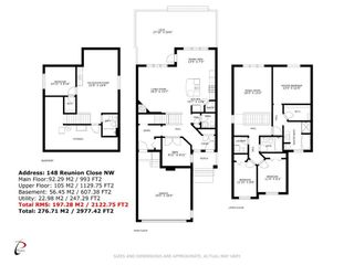 Photo 34: 148 Reunion Close NW: Airdrie Detached for sale : MLS®# A1152671