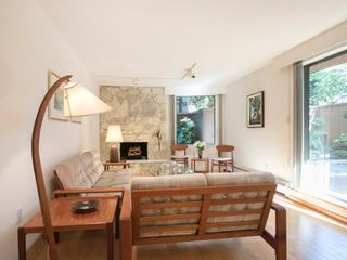 """Photo 4: 104 1930 W 3RD Avenue in Vancouver: Kitsilano Condo for sale in """"THE WESTVIEW"""" (Vancouver West)  : MLS®# R2099750"""