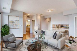 Photo 2: 907 10319 111 Street in Edmonton: Zone 12 Condo for sale : MLS®# E4230757
