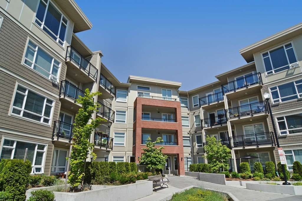 Main Photo: C110 20211 66 AVENUE in Langley: Willoughby Heights Condo for sale : MLS®# R2245197