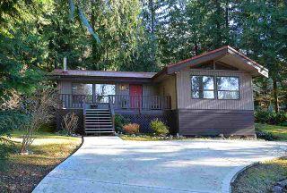 "Photo 1: 5653 CARMEL Place in Sechelt: Sechelt District House for sale in ""TUWANEK"" (Sunshine Coast)  : MLS®# R2135250"