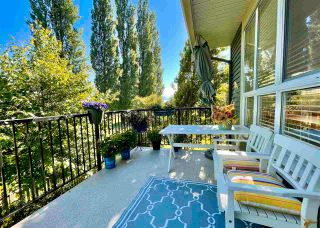 "Photo 15: 81 7780 170 Street in Surrey: Fleetwood Tynehead Townhouse for sale in ""VANTAGE"" : MLS®# R2592093"