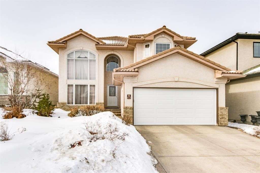 Main Photo: 662 Arbour Lake Drive NW in Calgary: Arbour Lake Detached for sale : MLS®# A1074075