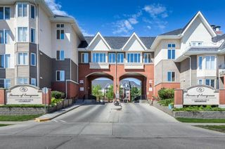 Main Photo: 135 15 Everstone Drive SW in Calgary: Evergreen Apartment for sale : MLS®# A1093136