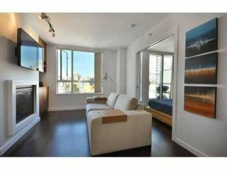 Photo 1: 1909 1225 RICHARDS Street in Vancouver: Downtown VW Condo for sale (Vancouver West)  : MLS®# V1004561