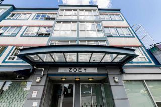 """Photo 24: PH7 3423 E HASTINGS Street in Vancouver: Hastings Sunrise Condo for sale in """"Zoey"""" (Vancouver East)  : MLS®# R2576156"""