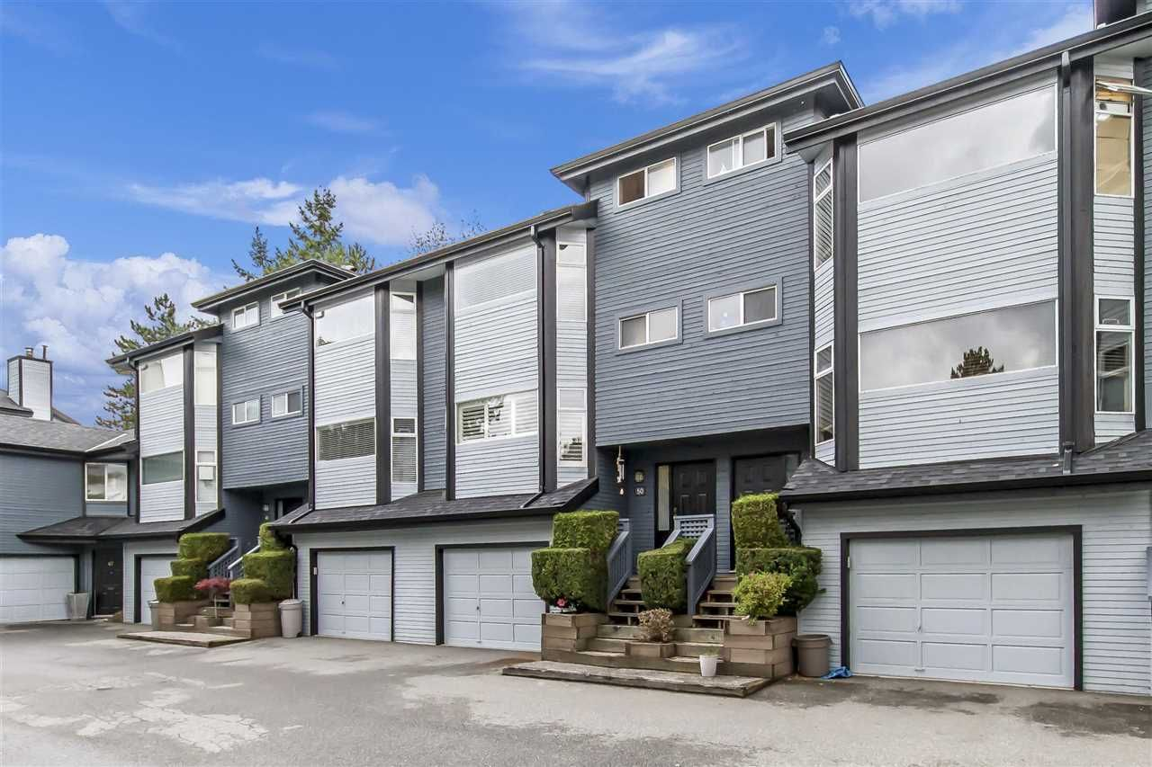 """Main Photo: 50 1195 FALCON Drive in Coquitlam: Eagle Ridge CQ Townhouse for sale in """"The Courtyards"""" : MLS®# R2563299"""