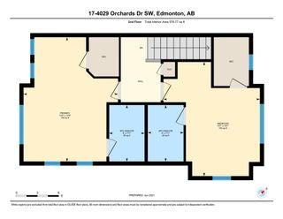 Photo 24: 17 4029 ORCHARDS Drive in Edmonton: Zone 53 Townhouse for sale : MLS®# E4251652