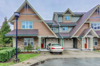 """Main Photo: 44 22977 116 Avenue in Maple Ridge: East Central Townhouse for sale in """"THE DUET"""" : MLS®# R2357455"""
