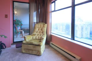 """Photo 5: 1803 615 BELMONT Street in New Westminster: Uptown NW Condo for sale in """"BELMONT TOWERS"""" : MLS®# R2123031"""
