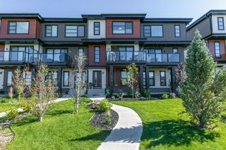 Photo 2: 8271 CHAPPELLE Way in Edmonton: Zone 55 Attached Home for sale : MLS®# E4261820