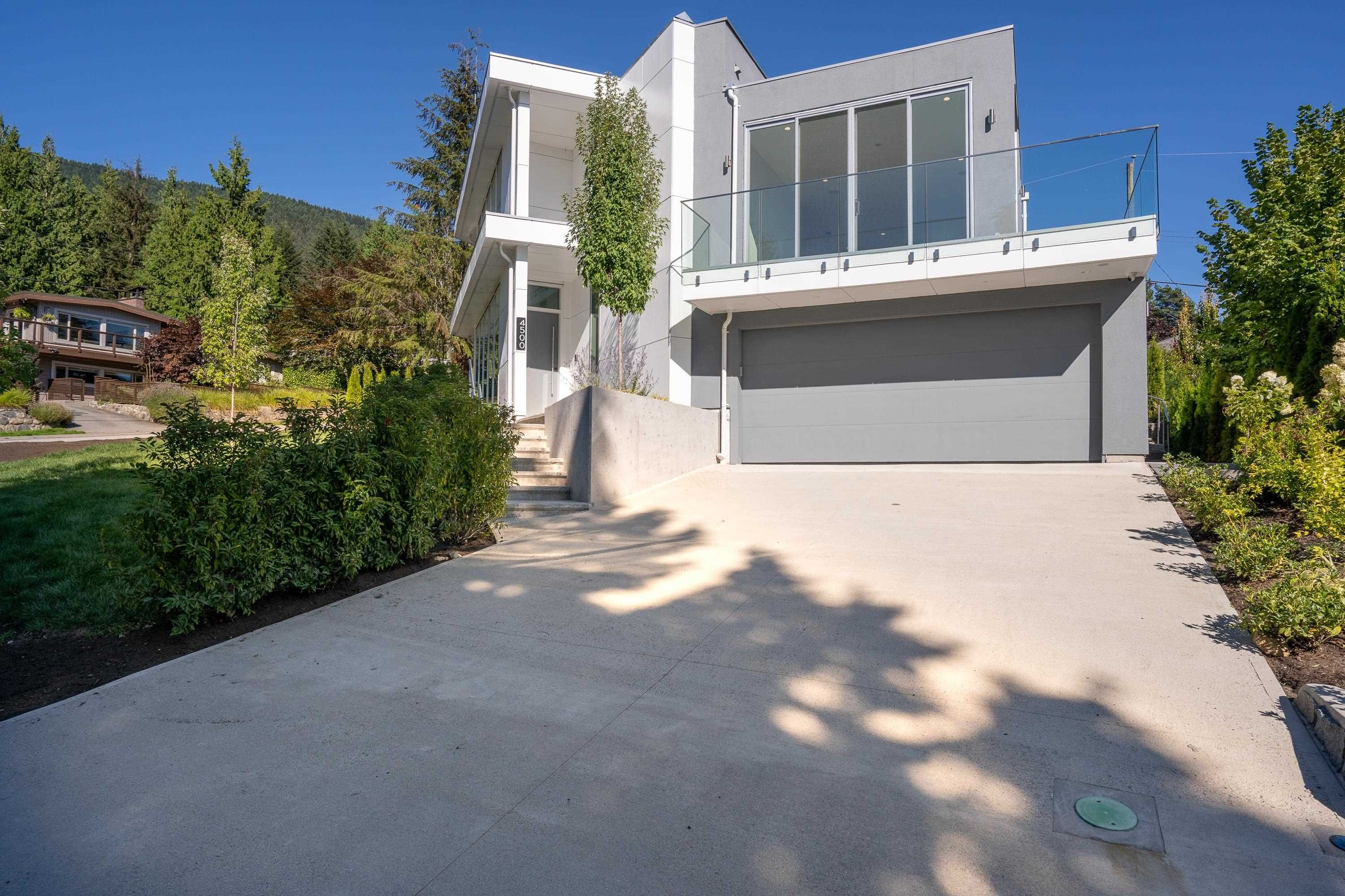 Main Photo: 4500 CANTERBURY Crescent in North Vancouver: Forest Hills NV House for sale : MLS®# R2614896