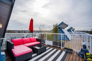 """Photo 27: 317 3423 E HASTINGS Street in Vancouver: Hastings Sunrise Townhouse for sale in """"ZOEY"""" (Vancouver East)  : MLS®# R2553088"""