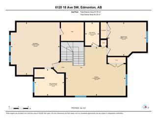 Photo 40: 6120 18 Avenue in Edmonton: Zone 53 House for sale : MLS®# E4240615