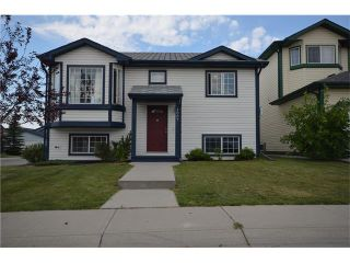Photo 1: 1007 CREEK SPRINGS Rise NW: Airdrie House for sale : MLS®# C4022944