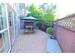 """Photo 15: 110 888 GAUTHIER Avenue in Coquitlam: Coquitlam West Condo for sale in """"LA BRITTANY"""" : MLS®# V1074364"""