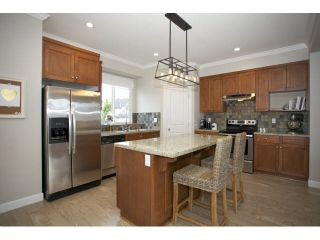 "Photo 10: 24 7168 179TH Street in Surrey: Cloverdale BC Townhouse for sale in ""OVATION"" (Cloverdale)  : MLS®# F1449821"
