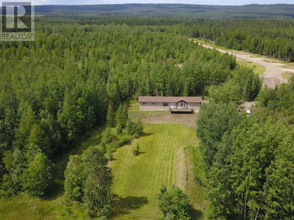 Main Photo: lot 7 GRIZZLY RIDGE ESTATES in Rural Woodlands County: House for sale : MLS®# A1023173
