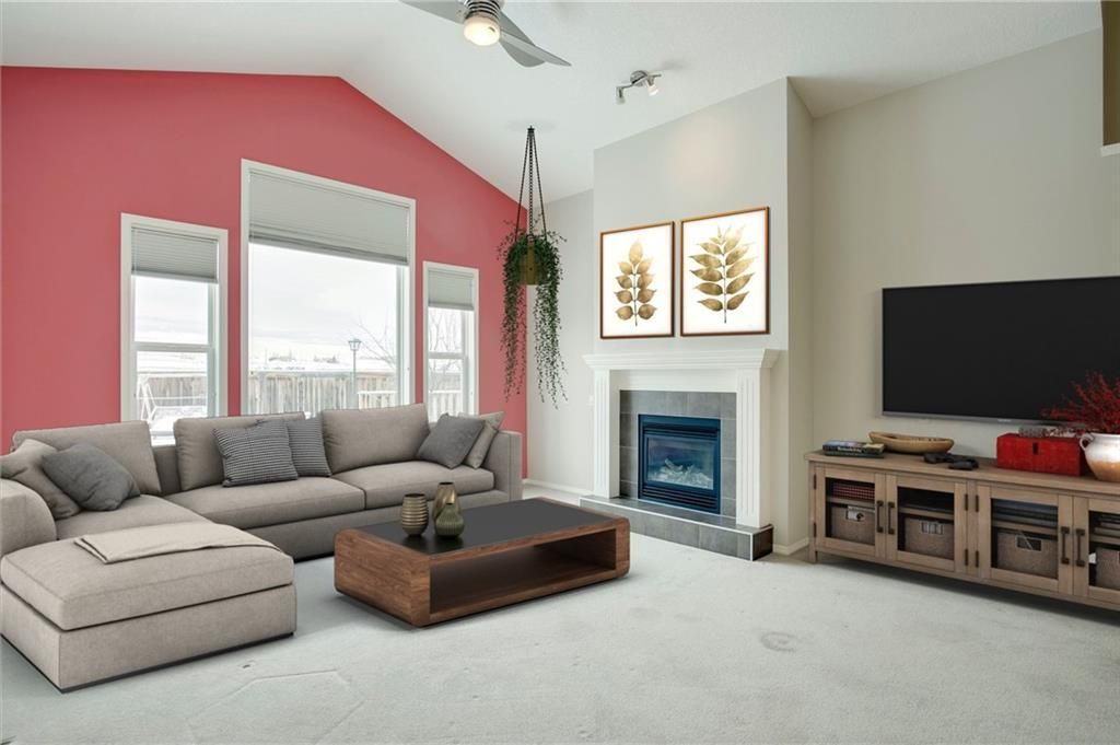 Main Photo: 85 EVERWOODS Close SW in Calgary: Evergreen Detached for sale : MLS®# C4279223