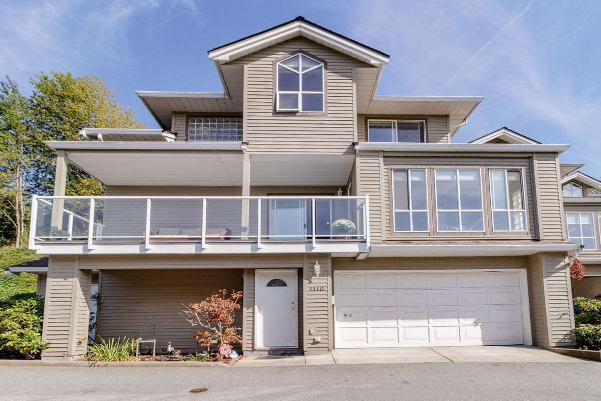 """Main Photo: 1110 BENNET Drive in Port Coquitlam: Citadel PQ Townhouse for sale in """"THE SUMMIT"""" : MLS®# R2493176"""