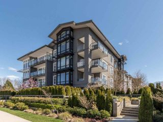 "Main Photo: 215 2393 RANGER Lane in Port Coquitlam: Riverwood Condo for sale in ""Fremont Emerald"" : MLS®# R2565117"