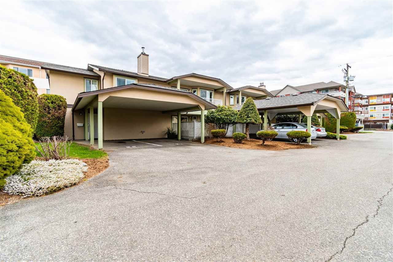 """Main Photo: 27 8975 MARY Street in Chilliwack: Chilliwack W Young-Well Townhouse for sale in """"HAZELMERE"""" : MLS®# R2554048"""