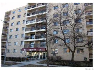 Photo 1: 261 Queen Street in WINNIPEG: St James Condominium for sale (West Winnipeg)  : MLS®# 1529775