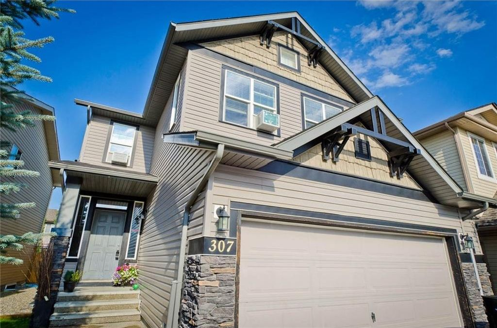 Main Photo: 307 CHAPARRAL RAVINE View SE in Calgary: Chaparral House for sale : MLS®# C4132756