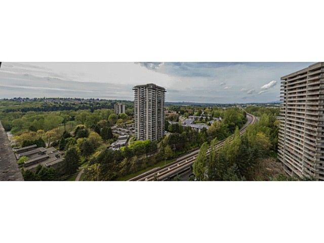 Main Photo: # 2001 3771 BARTLETT CT in Burnaby: Sullivan Heights Condo for sale (Burnaby North)  : MLS®# V1124539
