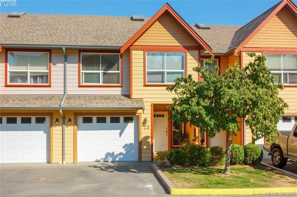 Main Photo: 23 172 Belmont Rd in VICTORIA: Co Colwood Corners Row/Townhouse for sale (Colwood)  : MLS®# 794732