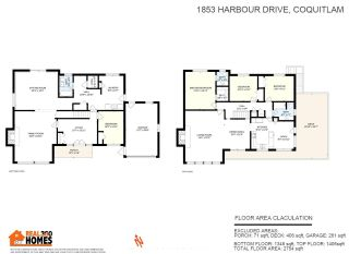"""Photo 26: 1853 HARBOUR Drive in Coquitlam: Harbour Place House for sale in """"HARBOUR PLACE"""" : MLS®# R2591673"""