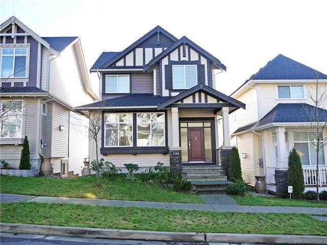 Main Photo: 3368 WATKINS AV in Coquitlam: Burke Mountain House for sale : MLS®# V1100359