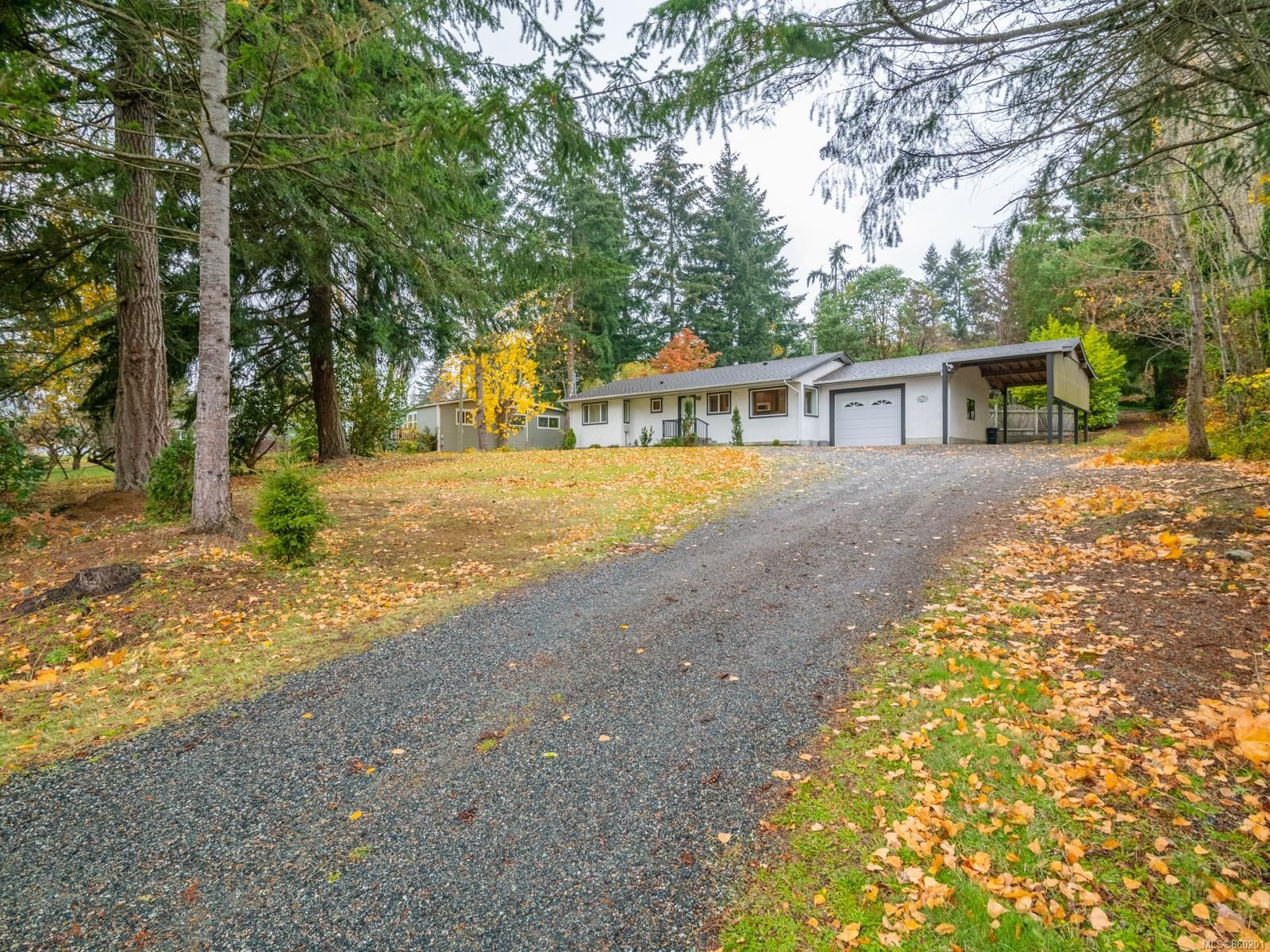Main Photo: 6630 Valley View Dr in : Na Pleasant Valley House for sale (Nanaimo)  : MLS®# 860201