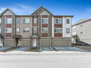 Main Photo: 111 Copperpond Villas SE in Calgary: Copperfield Row/Townhouse for sale : MLS®# A1091427