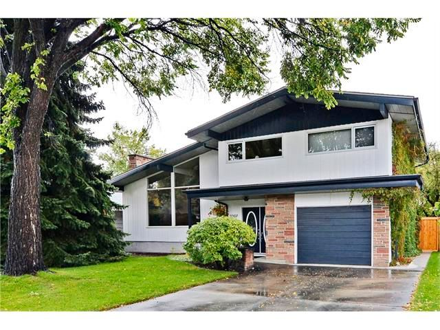 Main Photo: 2307 LANCING Avenue SW in Calgary: North Glenmore House for sale : MLS®# C4039562