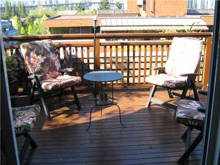 """Photo 9: 1296 W 6TH Avenue in Vancouver: Fairview VW Townhouse for sale in """"VANDERLEE COURT"""" (Vancouver West)  : MLS®# V830234"""