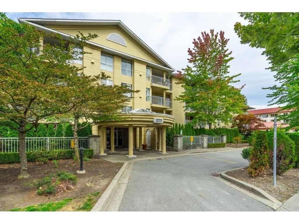 Main Photo: 308 13727 74 Avenue in Surrey: East Newton Condo for sale : MLS®# R2614662