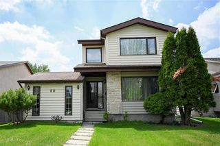 Photo 1: 98 Aldgate Road in Winnipeg: River Park South Residential for sale (2F)  : MLS®# 202119208