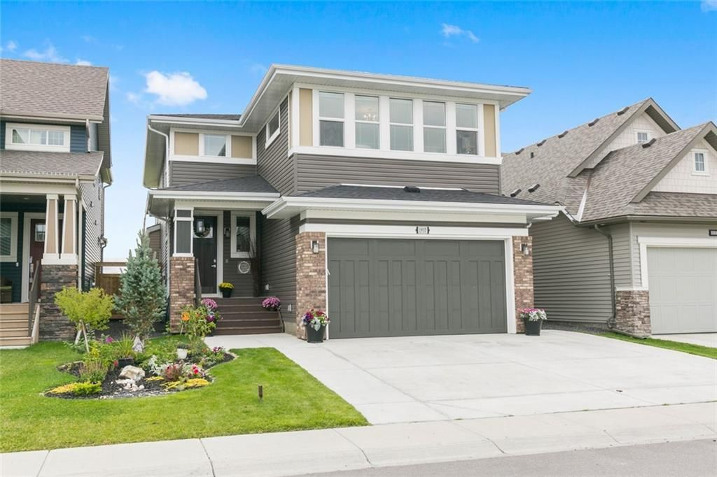 Main Photo: 1937 REUNION Terrace NW: Airdrie Detached for sale : MLS®# C4267733