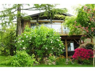 Photo 1: 4850 BESSBOROUGH Drive in Burnaby: Capitol Hill BN House for sale (Burnaby North)  : MLS®# V833777